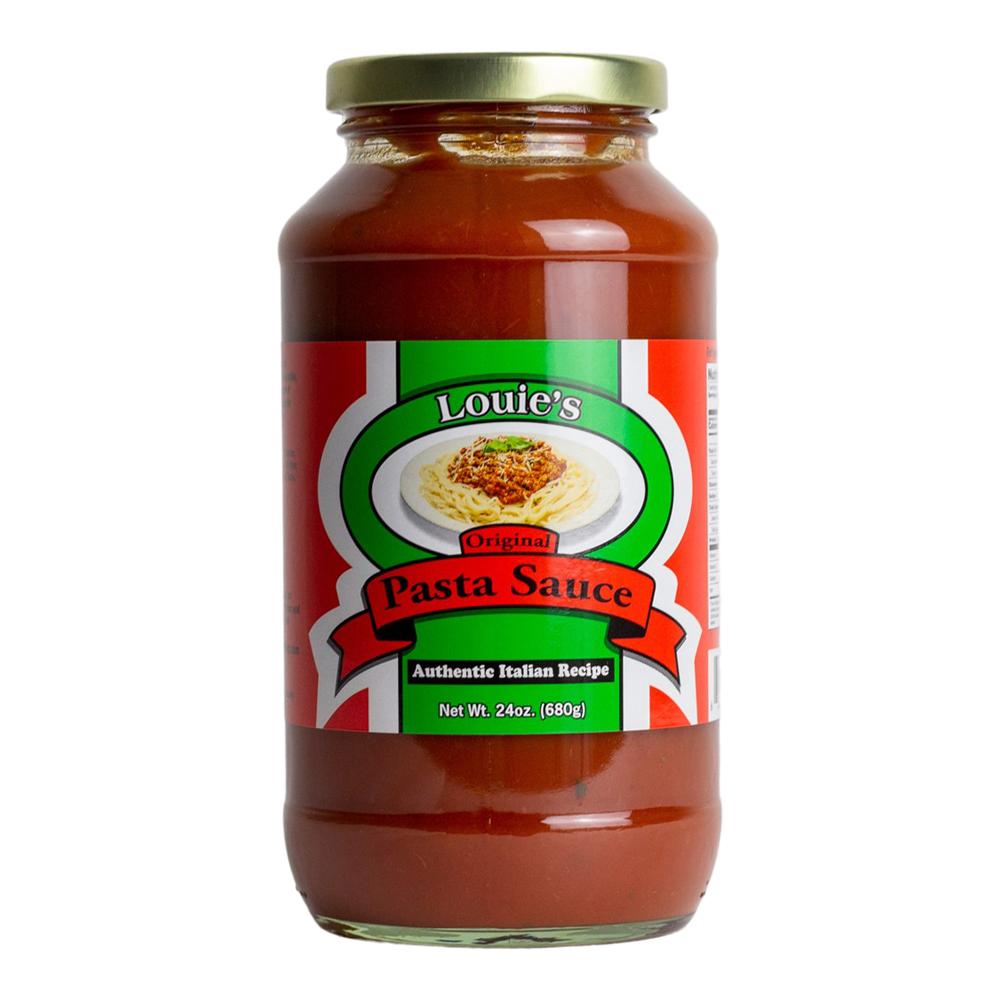 Louie's Original Pasta Sauce